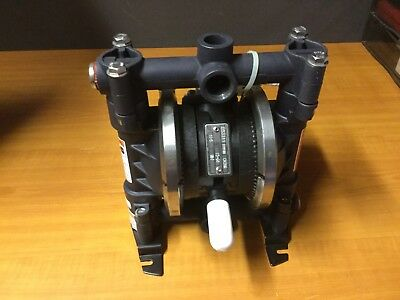 GRACO Husky 716 Metal Air Operated Double Diaphragm Pump (D53311)