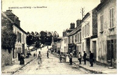 (S-89305) France - 60 - Mareuil Sur Ourcq Cpa