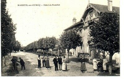 (S-89306) France - 60 - Mareuil Sur Ourcq Cpa