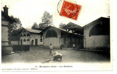 (S-89313) France - 60 - Montataire Cpa