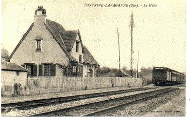 (S-89361) France - 60 - Fontaine Lavaganne Cpa