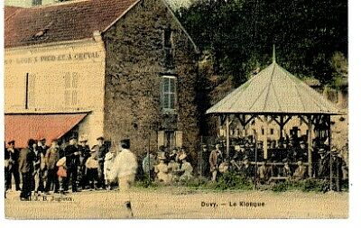 (S-89397) France - 60 - Duvy Cpa