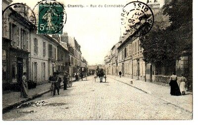 (S-89421) France - 60 - Chantilly Cpa