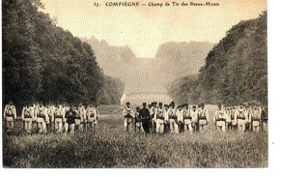 (S-89457) France - 60 - Compiegne Cpa
