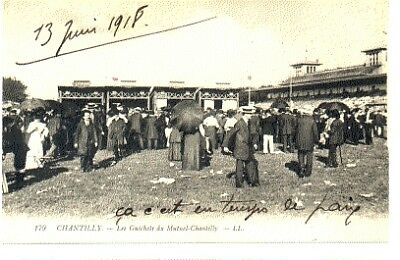 (S-98794) France - 60 - Chantilly Cpa