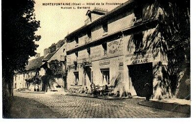 (S-89280) France - 60 - Mortefontaine Cpa