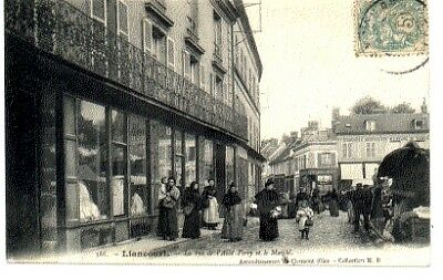 (S-89319) France - 60 - Liancourt Cpa