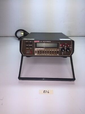 Keithley 580 Micro-ohmmeter *Fast Shipping* Warranty!