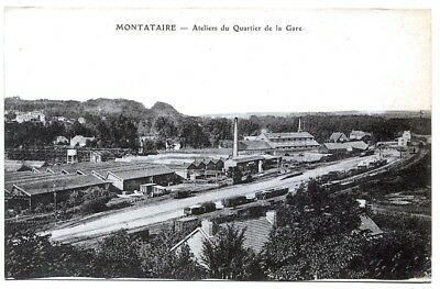 (S-104499) France - 60 - Montataire Cpa