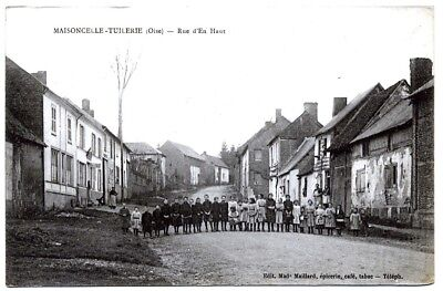 (S-104510) France - 60 - Maisoncelle Tuilerie Cpa