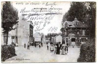 (S-104523) FRANCE - 60 - MONTATAIRE CPA      MILLET ed.
