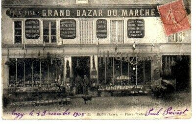 (S-89295) France - 60 - Mouy Cpa