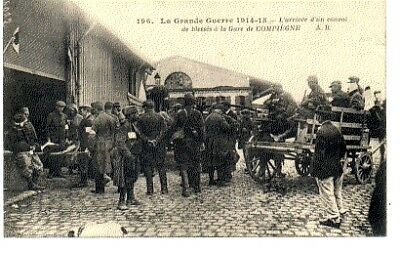 (S-89458) France - 60 - Compiegne Cpa