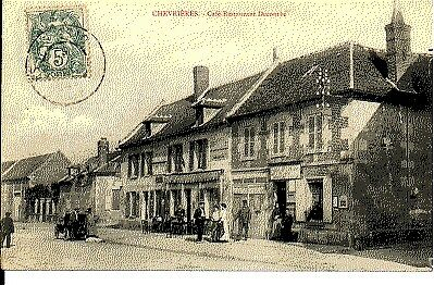 (S-33253) France - 60 - Chevrieres Cpa
