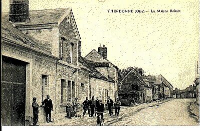 (S-57039) France - 60 - Therdonne Cpa