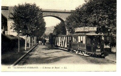 (S-84054) France - 63 - Clermont Ferrand Cpa Tramway Electrique