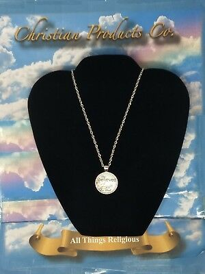 Women Fashion Jewelry Necklaces & Pendant She Believed She Could