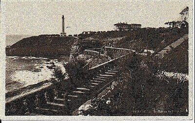 (S-60305) FRANCE - 64 - BIARRITZ CPSM LE PHARE     BLOC Fr