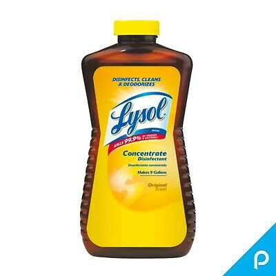 LYSOL Concentrate Disinfectant, Original Scent 12 oz