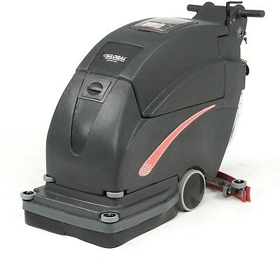 Floor Scrubber 20 Inch Walk Behind Industrial Store Warehouse SHIPS FREE NEW