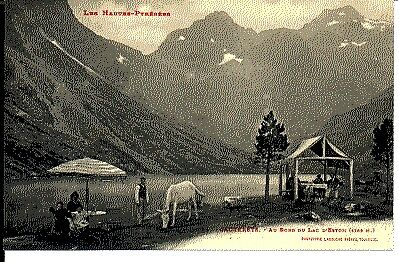 (S-36100) FRANCE - 65 - CAUTERETS CPA      LABOUCHE Freres ed.