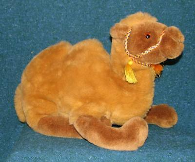 11in Vintage Large Plush Applause Stuffed Camel ODAT FREE SHIP USA!
