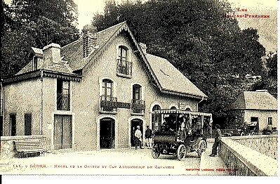 (S-36094) FRANCE - 65 - GEDRE CPA      LABOUCHE Freres ed.