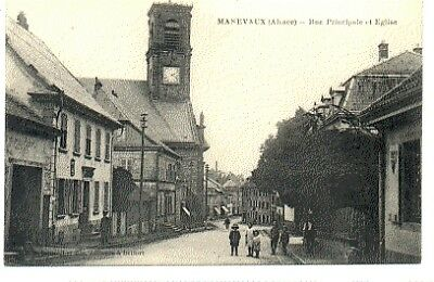 (S-95634) France - 68 - Massevaux Cpa