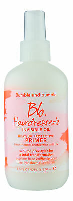 Bumble and bumble Hairdresser's Invisible Oil Primer 8.5 oz. Brand New! Fresh!