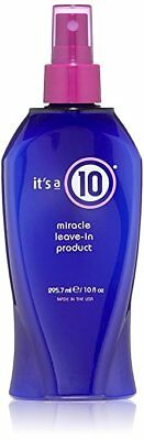 Its a 10 by It's a 10 Miracle Leave in Product 10oz NEW UNUSED *MINOR SCRATCHES*