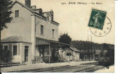 (S-79870) France - 69 - Anse Cpa
