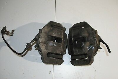 07-13 BMW E90 E92 335I 335XI N54 FRONT LEFT RIGHT BRAKE CALIPER PAIR W// PADS