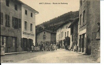 (S-79873) France - 69 - Ancy Cpa