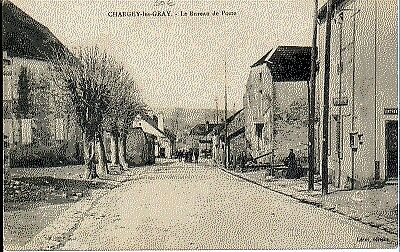 (S-65439) FRANCE - 70 - CHARGEY LES GRAY CPA      LECOT  ed.