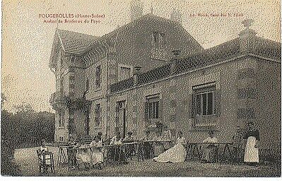 (S-81771) France - 70 - Fougerolles Cpa