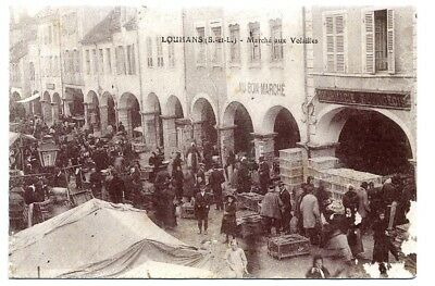 (S-47316) France - 71 - Louhans Cpa
