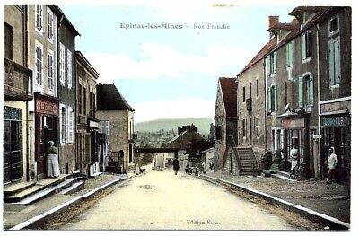 (S-48505) France - 71 - Epinac Cpa