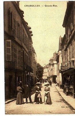 (S-98072) France - 71 - Charolles Cpa