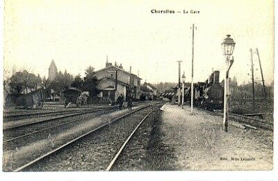 (S-98075) France - 71 - Charolles Cpa