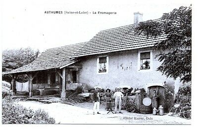 (S-93790) France - 71 - Authumes Cpa