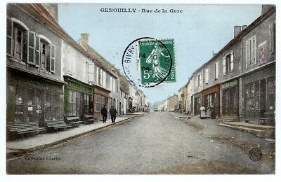 (S-108098) France - 71 - Genouilly Cpa