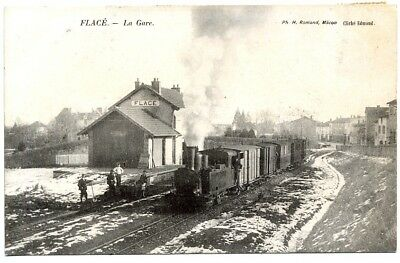 (S-108193) France - 71 - Flace Cpa
