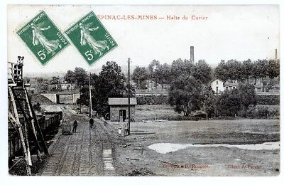 (S-108295) France - 71 - Epinac Cpa