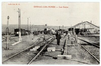 (S-108298) France - 71 - Epinac Cpa