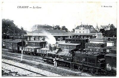 (S-113903) FRANCE - 71 - CHAGNY CPA      MORERE P. ed.