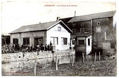 (S-114078) France - 71 - Cormatin Cpa