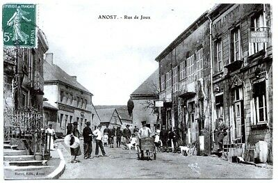 (S-114563) FRANCE - 71 - ANOST CPA      BACOT ed.