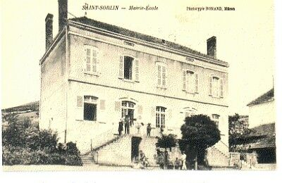 (S-96861) France - 71 - St Sorlin Milly Cpa