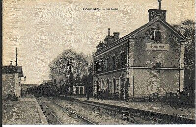(S-28024) France - 72 - Ecommoy Cpa