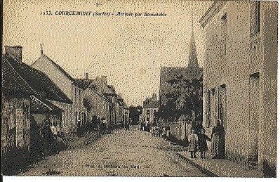 (S-28109) FRANCE - 72 - COURCEMONT CPA      DOLBEAU A. ed.